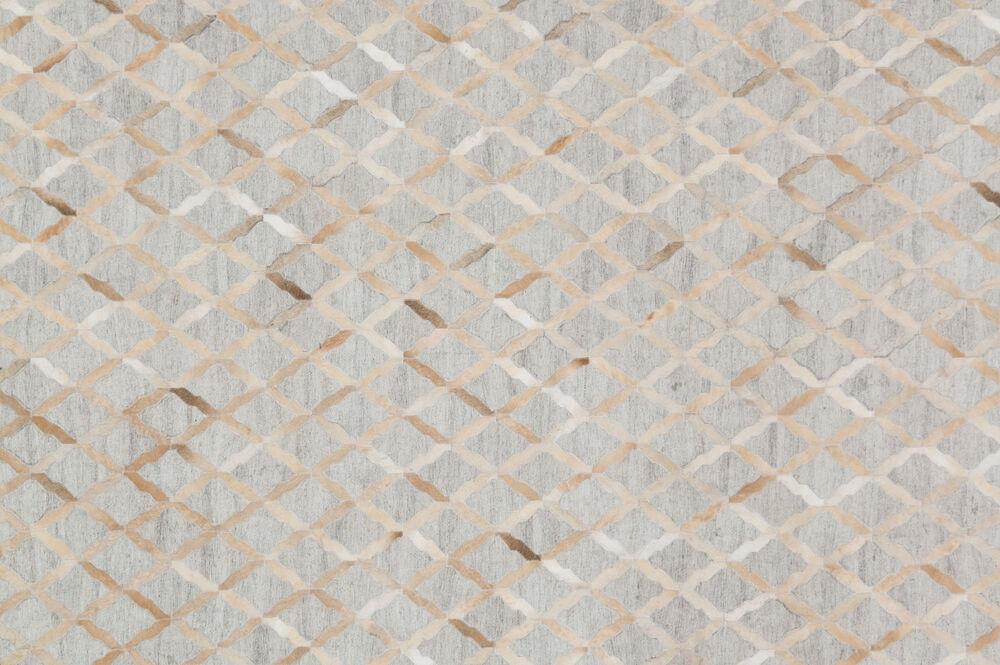Loloi Dorado Hand Stitched Rug in Grey/Sand
