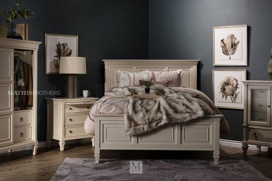 Magnussen Home Ashby Queen Bedroom Suite