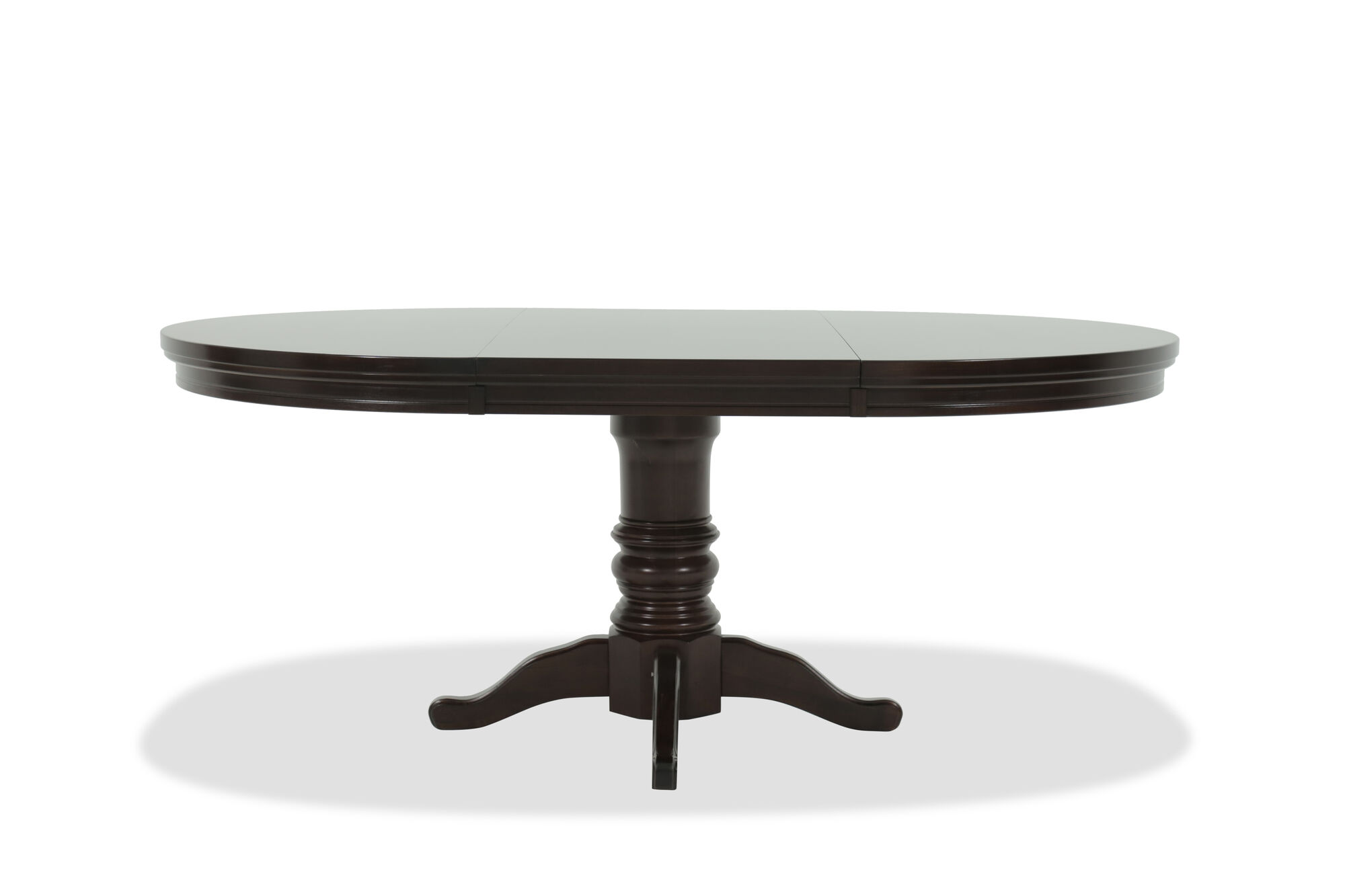 48 To 72 Oval Pedestal Dining Table