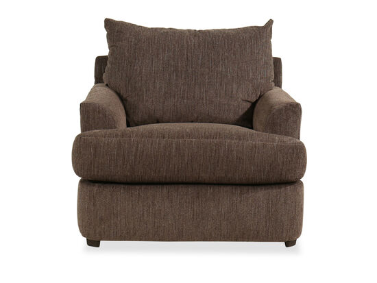 """41"""" Casual Chair in Brown"""
