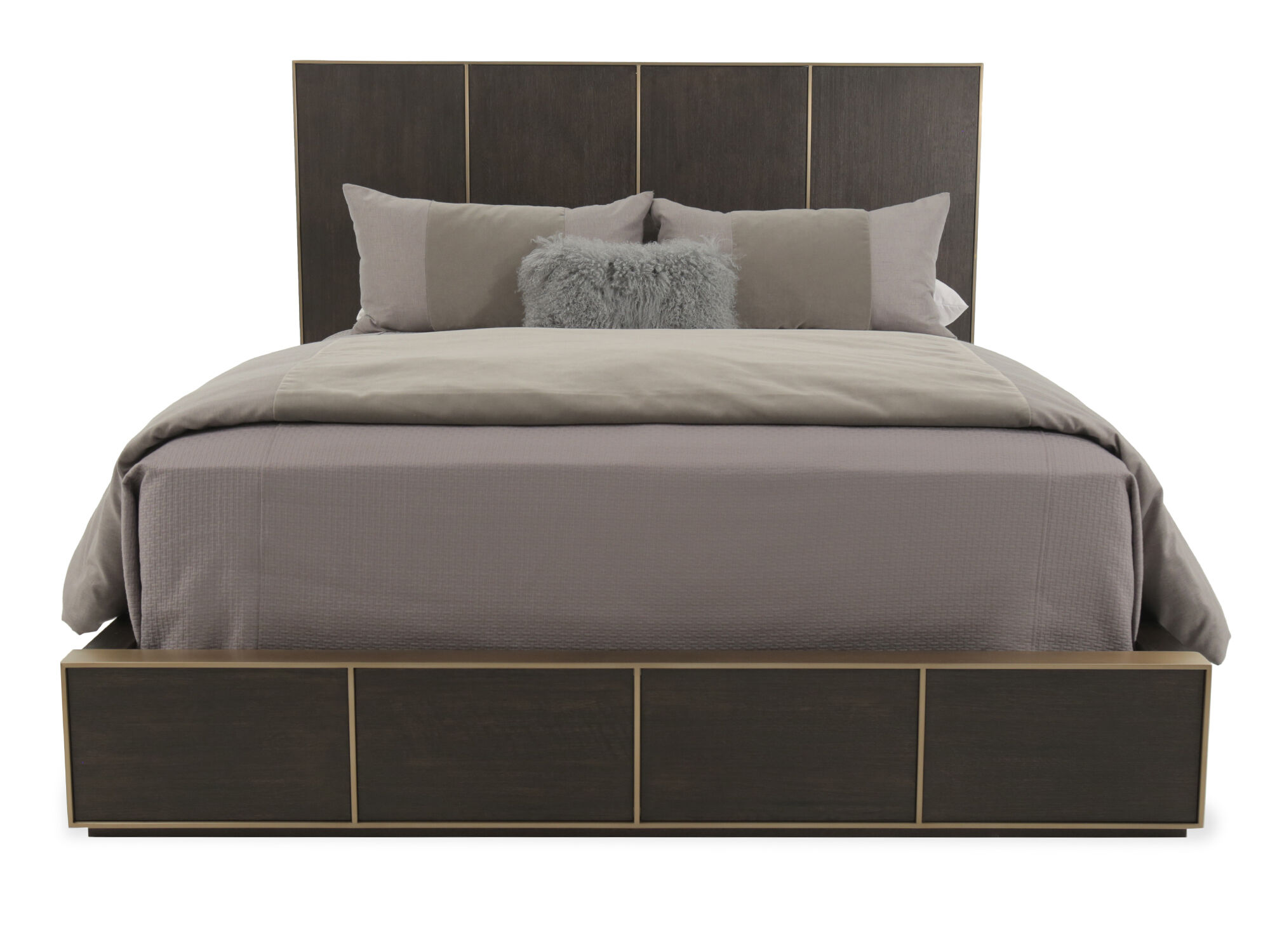 Hooker Curata Midnight California King Low Bed ...