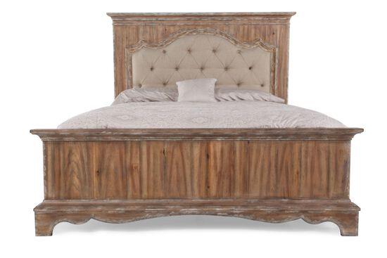 Hooker Chatelet King Upholstered Mantle Panel Bed