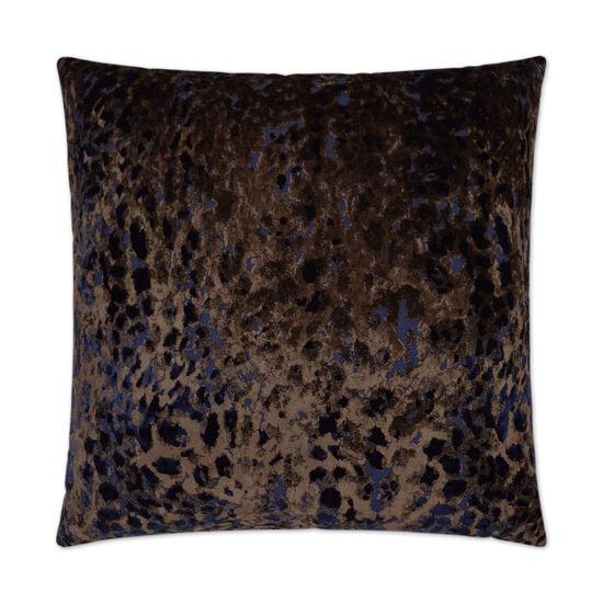Sarabi Pillow in Navy Blue