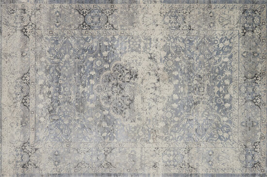 "Magnolia Home Power Loomed 5' 3"" X 7' 8"" Rug in Mist"