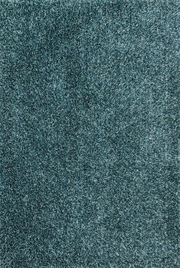 "Shags 7'-9""x9'-9"" Rug in Seafoam"