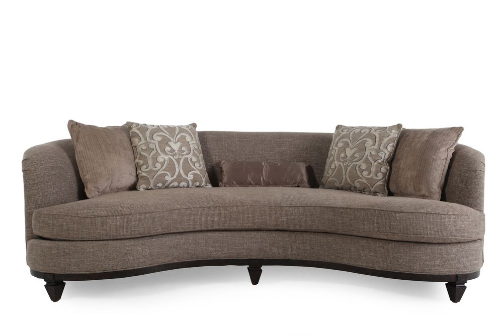 101 Kidney Sofa In Portabella Mathis