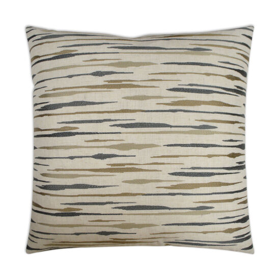 Marcus Pillow in Charcoal Gray