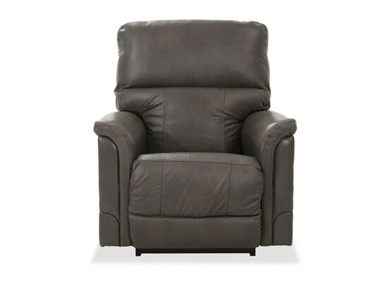 Remote-Controlled Modern 37.5'' Power Rocker Recliner in Gray