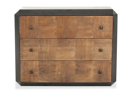 "42"" Contemporary Accent Chest in Brown"