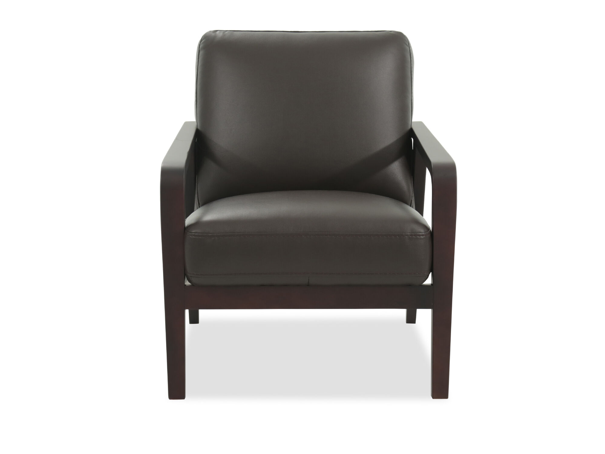 Casual 27u0026quot; Accent Chair ...