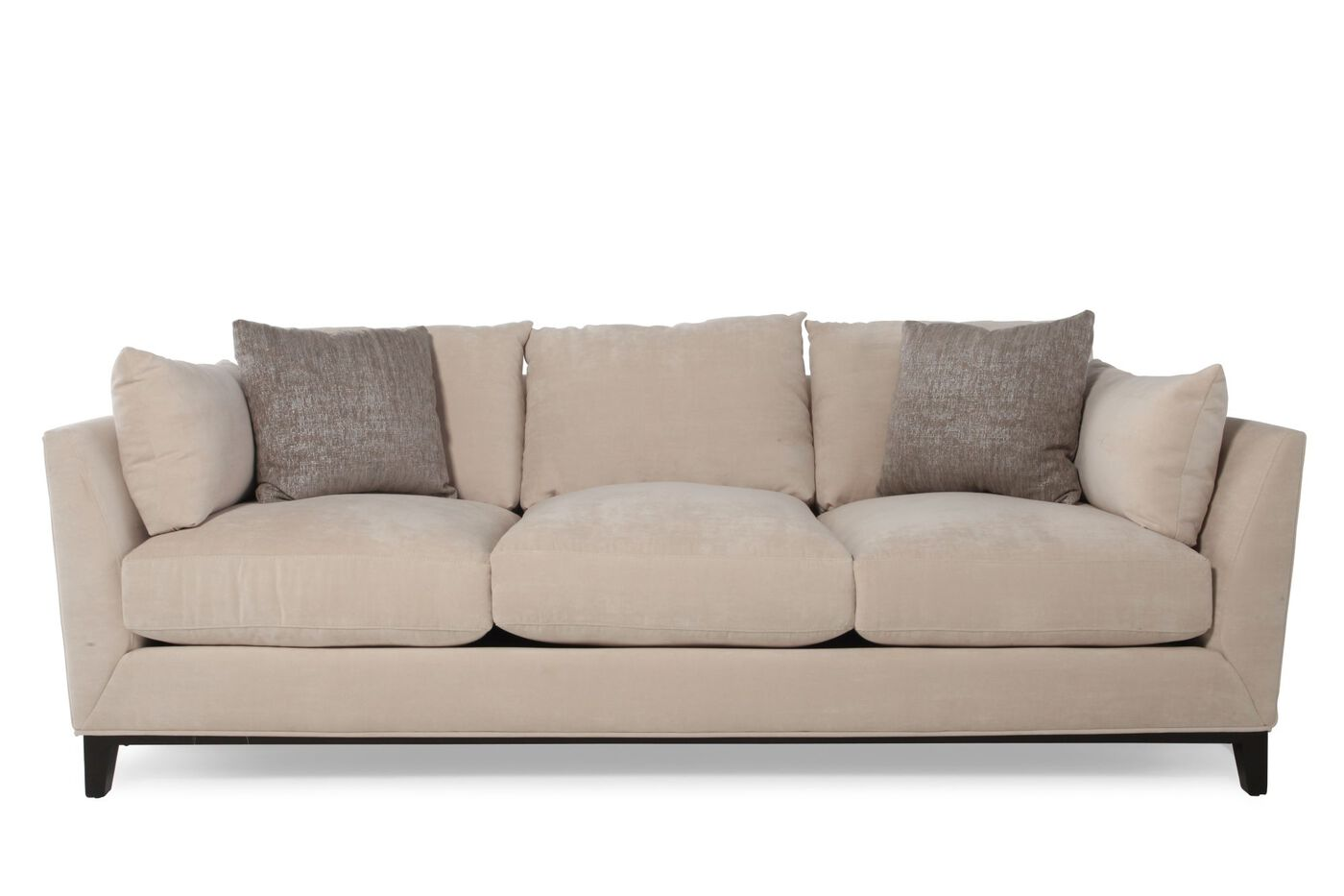 Jonathan Lewis Sofa Jonathan Louis Burton Modern Sectional With Right Chaise Thesofa