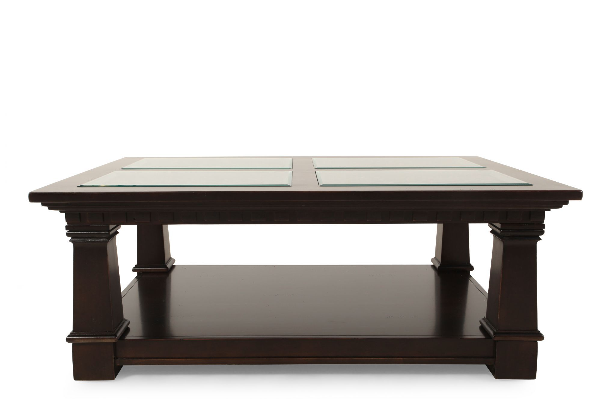 Bernhardt Interiors Pacific Canyon Cocktail Table