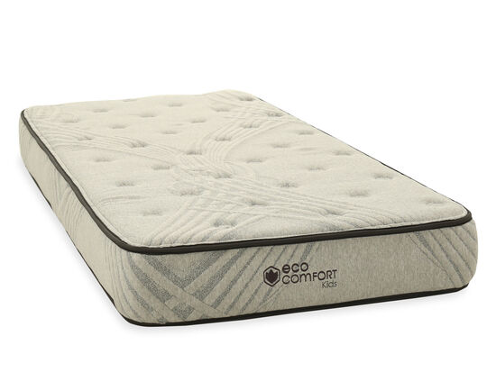 ecocomfort Kids Plush Twin Mattress