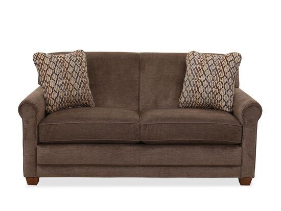 "Casual 71"" Full Sleeper Sofa in Java"