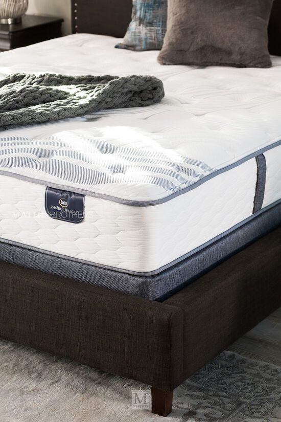 Serta Perfect Sleeper Dulan Twin Plush Mattress