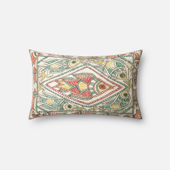 "13""x21"" Pillow Cover Only in Multi"
