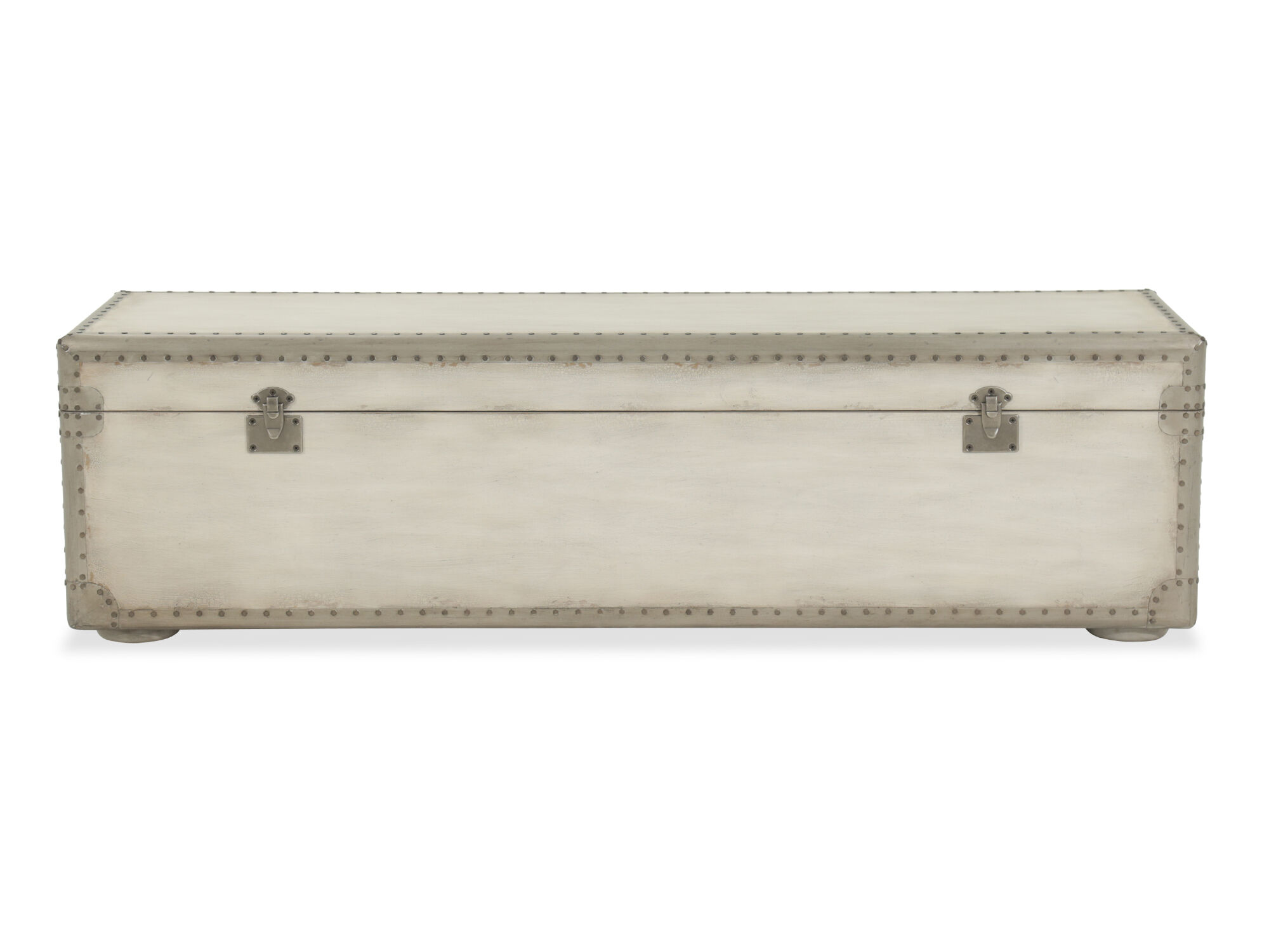 Images Nailhead Accented European Classic 60u0026quot; Storage Bench ...