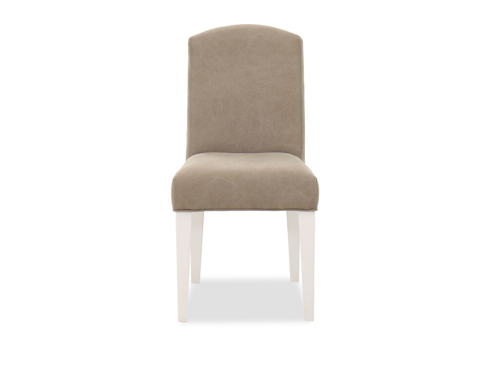Casual Youth Desk Chair in Brown