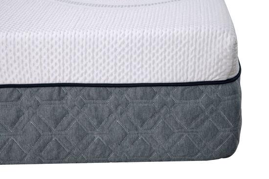 silver cooling gel soft mattress in a box mathis sleep center. Black Bedroom Furniture Sets. Home Design Ideas