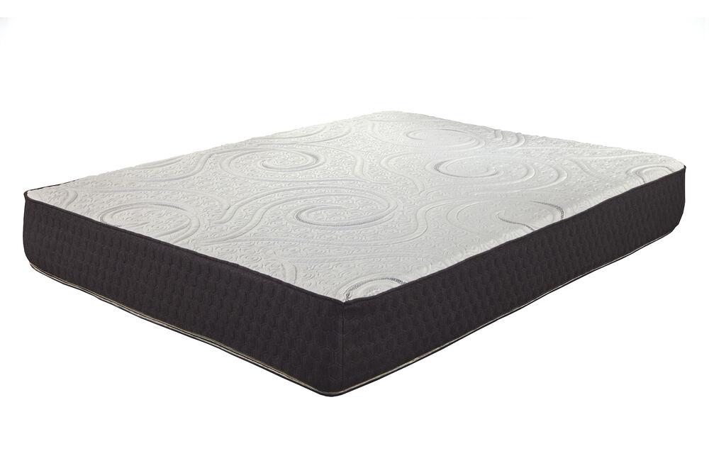 bronze ventilated gel plush mattress in a box mathis sleep center. Black Bedroom Furniture Sets. Home Design Ideas