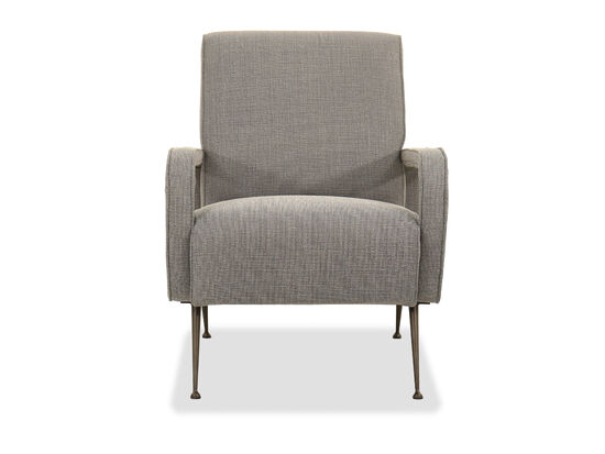 Contemporary Arm Chair in Gray