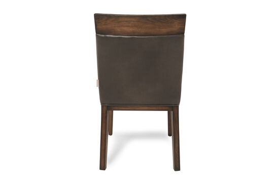 Contemporary 35'' Dining Chair in Brown