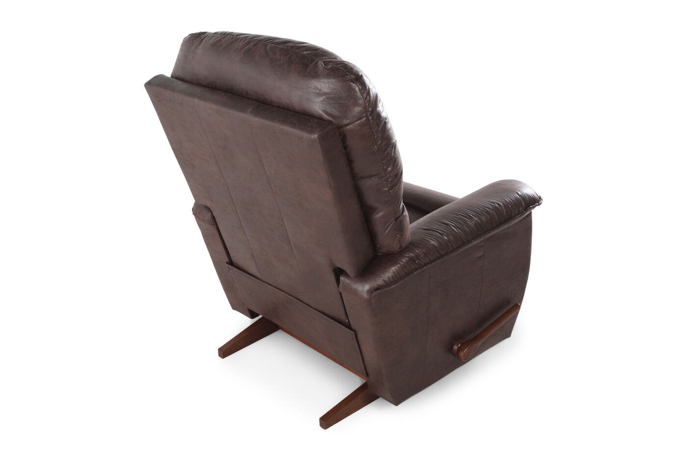 Contemporary 38 Quot Rocker Recliner In Sable Mathis