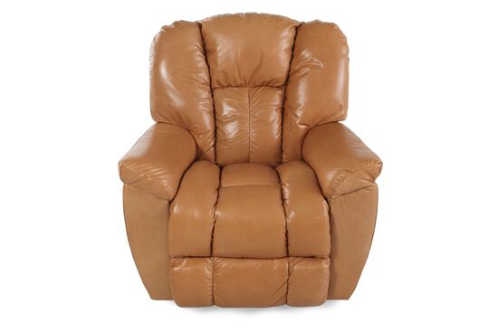 "39"" Rocker Recliner in Brown Butter Rum"