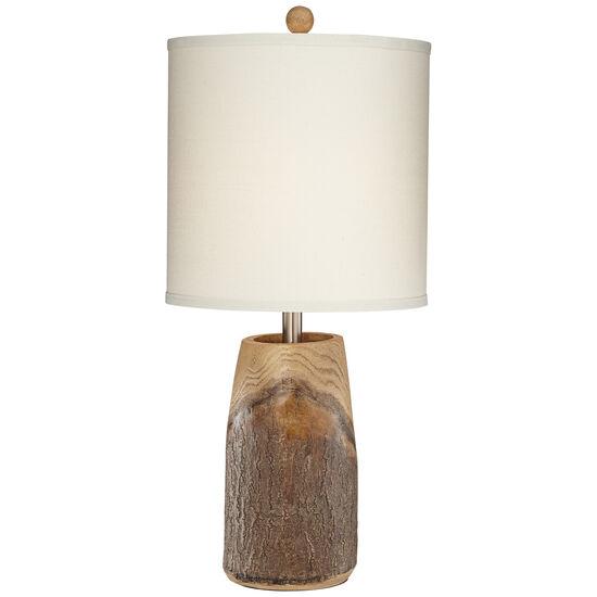 Scarlet Oak Table Lamp