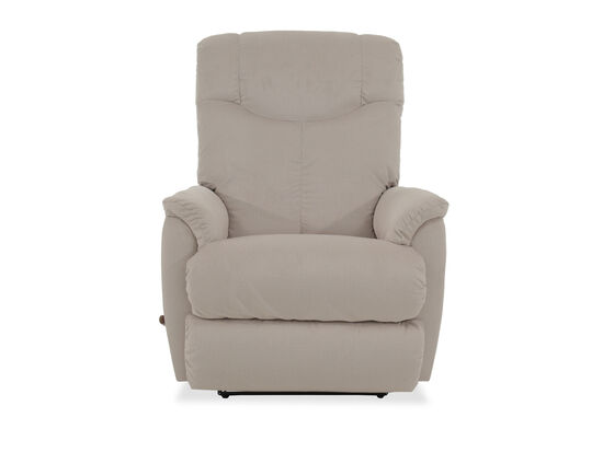 Casual 32.5'' Wall Recliner in Beige