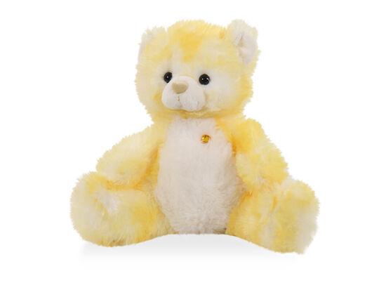 "11"" Lemondrop Teddy Bear in Yellow"