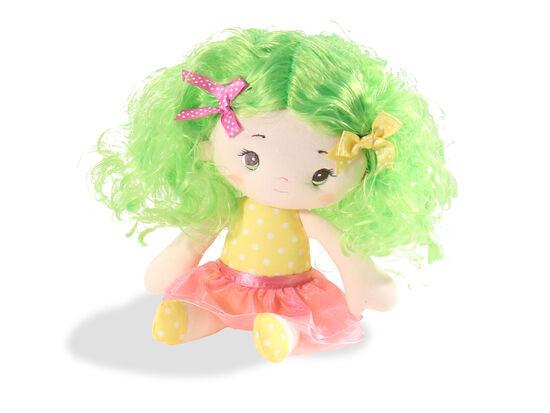 "10"" Cutie Curls Jade Doll"