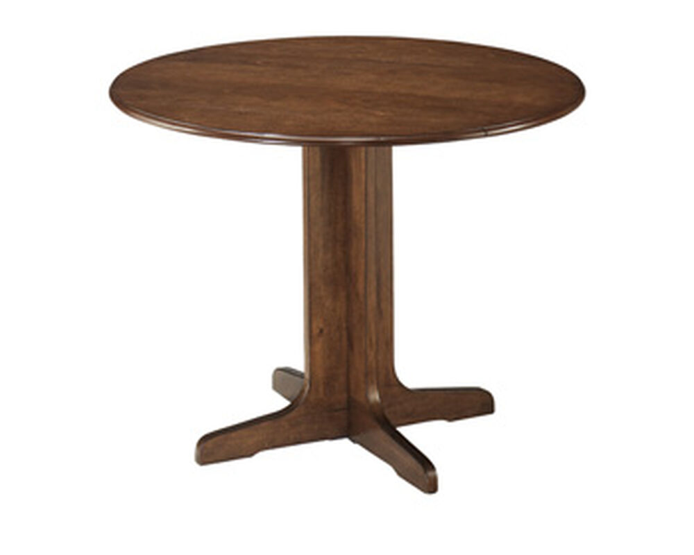 40 round dining table rectangle images casual 40quot round dining table in medium brown 40