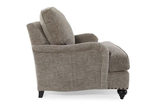 """Textured Cottage 38"""" Chair in Sandstone"""