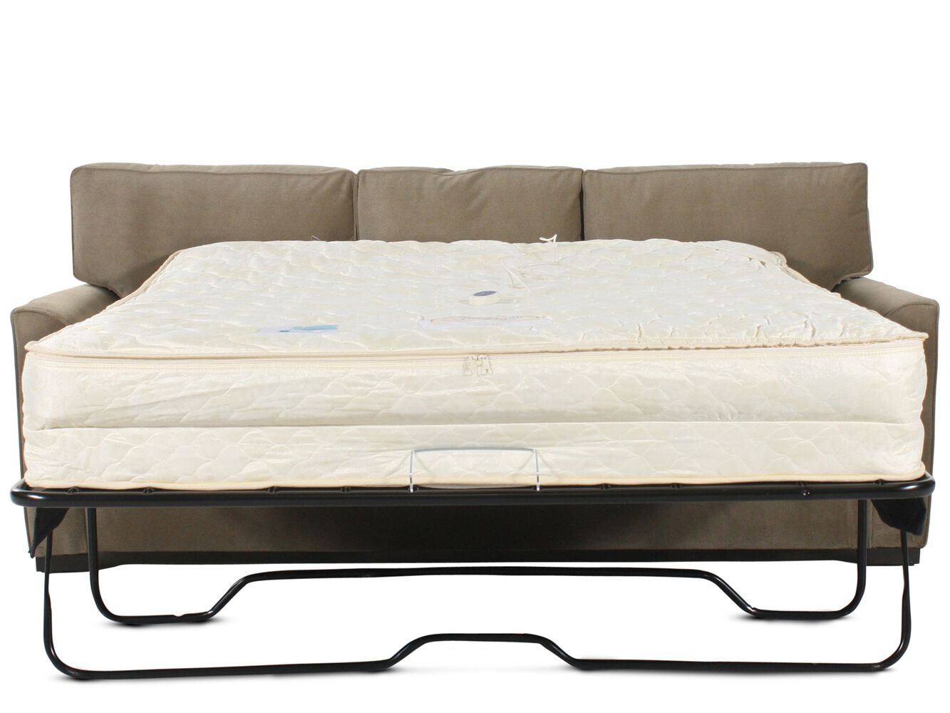 Jonathan Louis Queen Sleeper Sofa With Air Mattress Mathis - Sleeper sofa matress