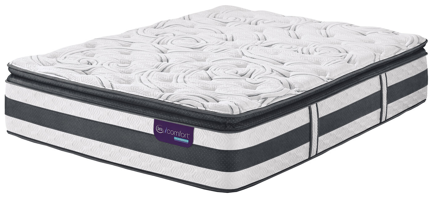 mathis brothers mattresses serta icomfort hybrid mattress mathis brothers 12364