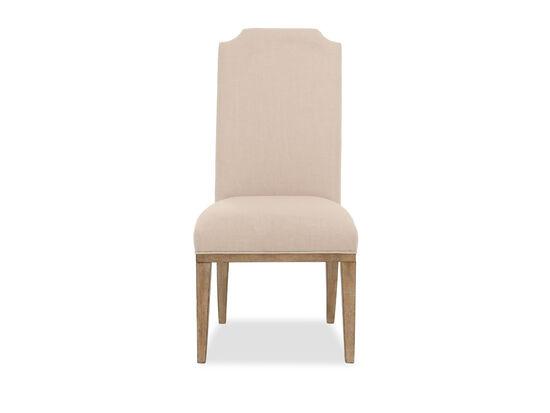 Casual 44'' Host Side Chair in Beige