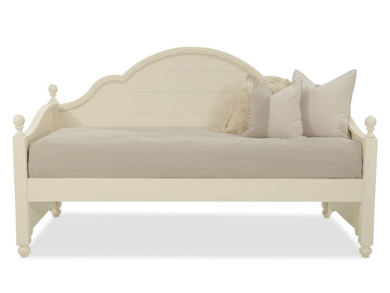Transitional Youth Panel Daybed in Ceam