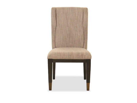 """Contemporary 21"""" Side Chair in Gray"""