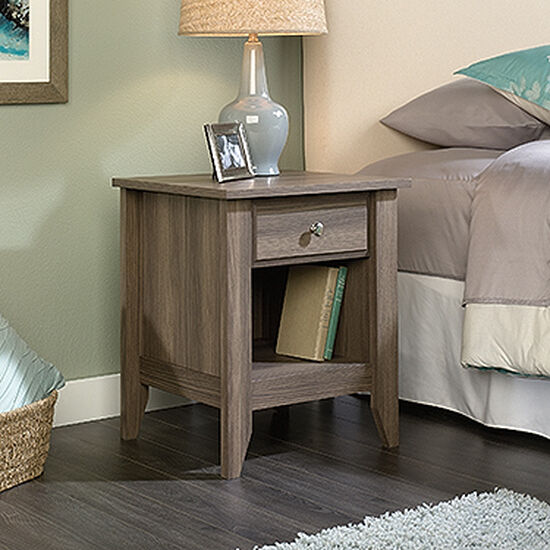 "24"" Traditional Nightstand in Diamond Ash"