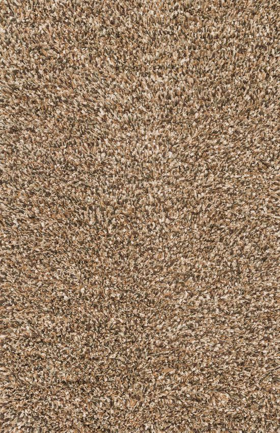 "Shags 3'-6""x5'-6"" Rug in Brown/Multi"