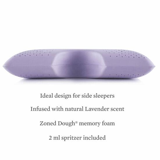 Malouf Lavender Shoulder Pillow