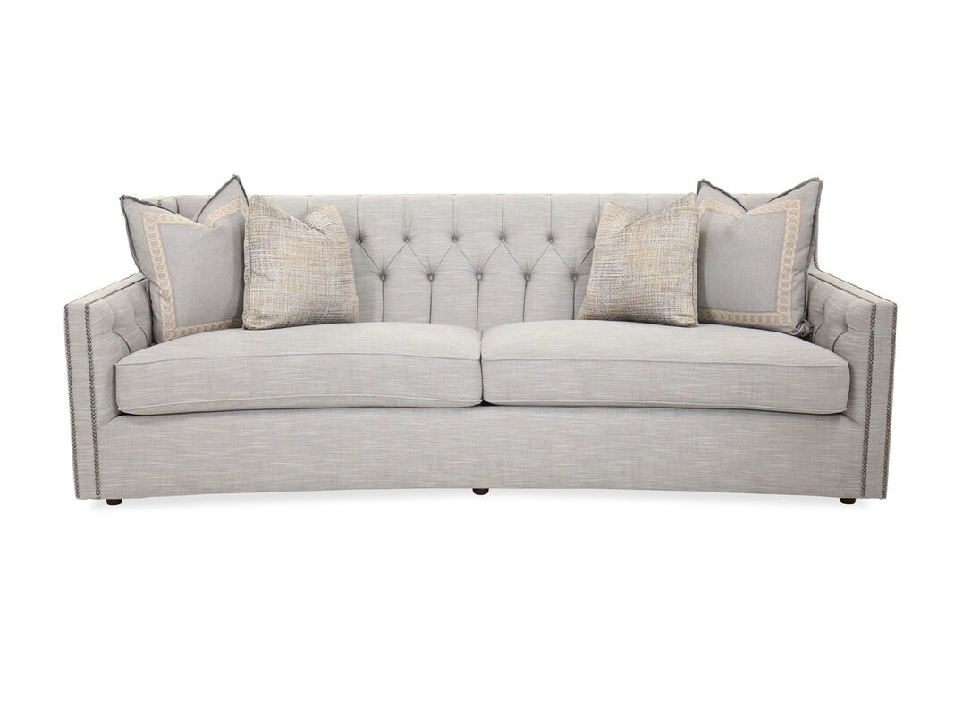 Transitional Nailhead-Accented 96