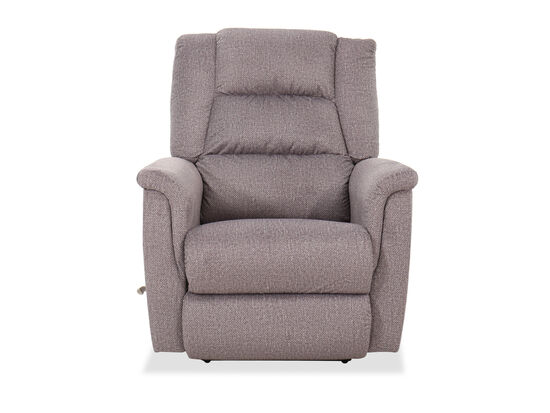 Contemporary Wall Saver Recliner in Gray