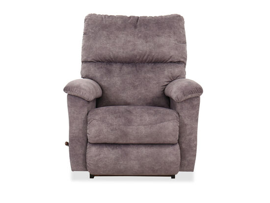 35'' Casual Rocker Recliner in Charcoal