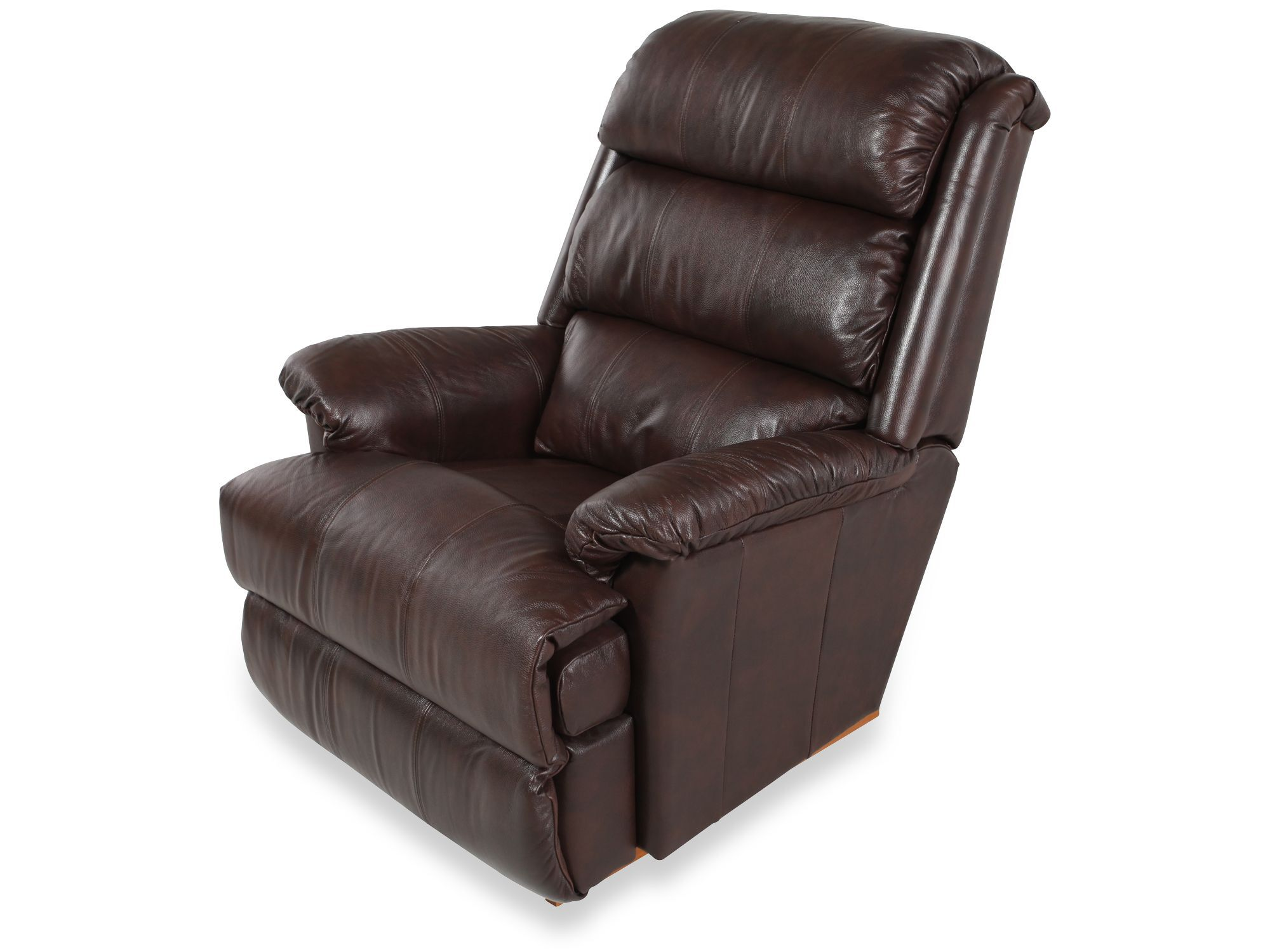 lazboy astor leather rocker recliner - Leather Rocker Recliner