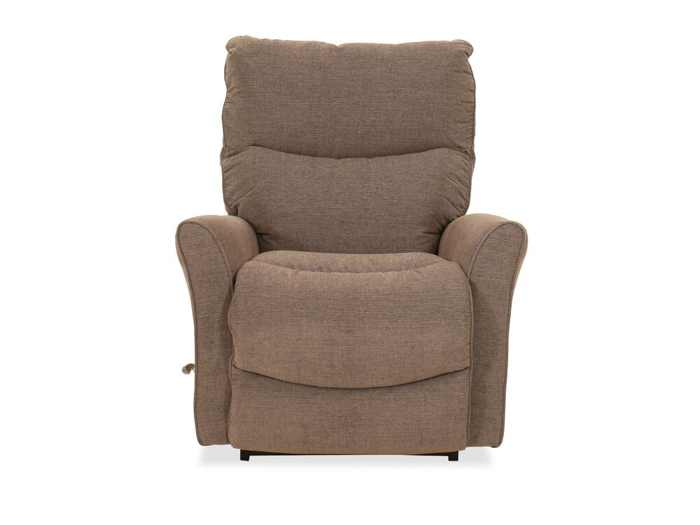 "Contemporary 34"" Rocking Recliner in Sable"