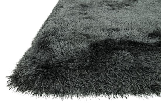 "Shags 3'-6""x5'-6"" Rug in Graphite"