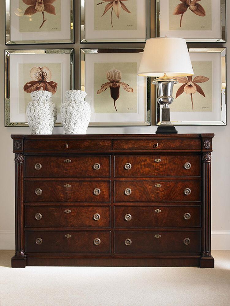 Wellington Court Dresser Mathis, Wellington Furniture Collection