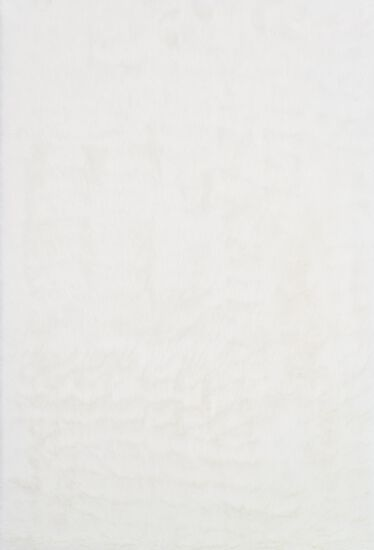 "Shags 2'-0""x3'-0"" Rug in Ivory"